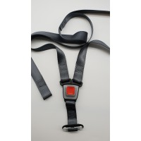 Ремни безопасности трехточечные для автокресла