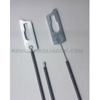 Ремкомплект тросиков регулировки спинки