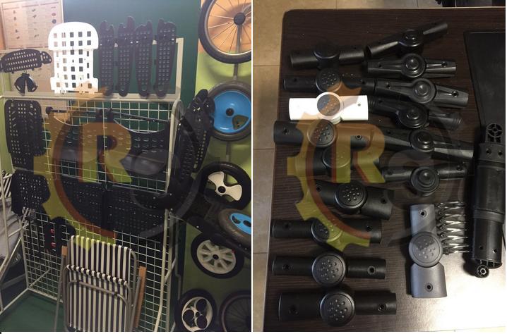 мастерская по ремонту колясок