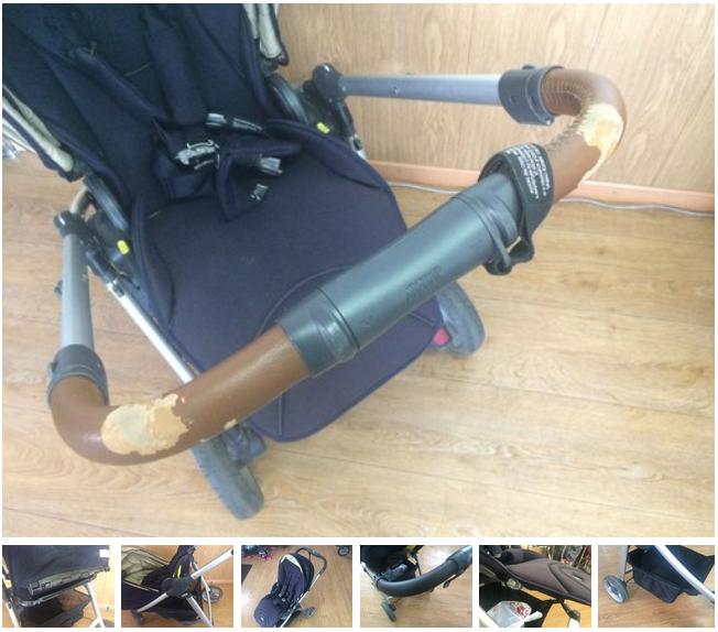 ремонт покрышки коляски