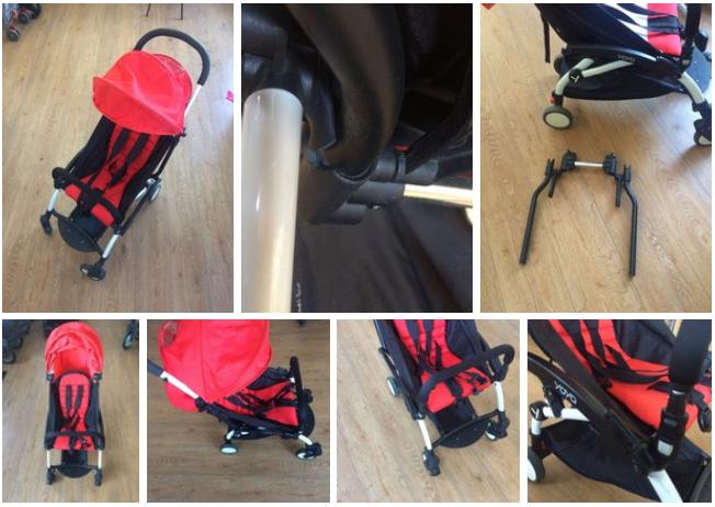 ремонт рамы коляски